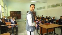 Report from primary school in Tripoli, Libya impacted by NATO bombing