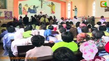 Uhuru Attends Thanksgiving Mass In Gatundu