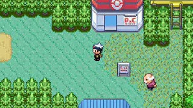 Pokemon Ruby Walkthrough Episode 44: Kecleon the invisible pokemon