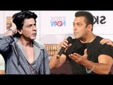 Salman Khans SHOCKING Comment on Shahrukh Khan _ Hero Music Launch