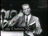 Billy Graham - Jesus, Jesus and Only Jesus !