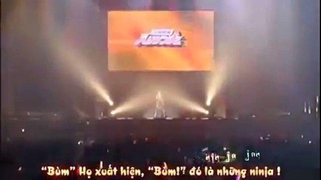[Nhạc Phim] Siêu Nhân Cuồng Phong - Live