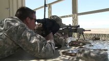 Shooting The M10 Sniper Rifle & .50 Cal Sniper Rifle