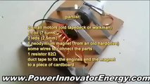 FREE ENERGY OFF GRID Cosmic Energy Update, Power Innovator Free Energy device