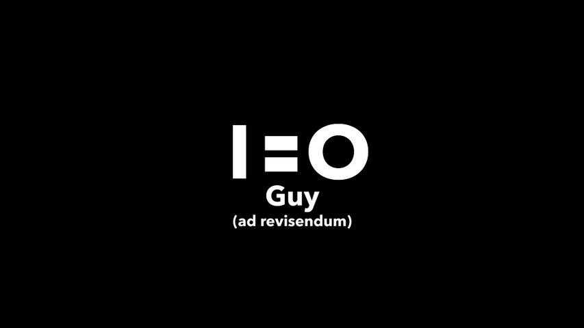 1=0 - Guy