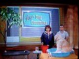 Bocker the Labradoodle with Jonathan David on The View