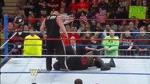 Brock Lesnar dislocates Mark Henry's elbow_ Raw, Jan. 6, 2014 WWE Wrestling On Fantastic Videos