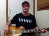INXS - Never Tear Us Apart - How to Play On Guitar - Guitar Lessons