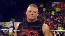 WWE Raw Brock Lesnar Returns _ F5 Mark Henry WWE Wrestling On Fantastic Videos