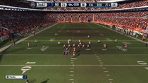 Madden NFL 15 Colts vs Broncos