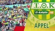 Appel aux supporters pour sauver le club ● JSK ● JS Kabylie