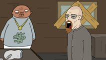 """Breaking Bad   Fan Animation   """"This Is Not Meth"""""""