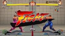 Combat Ultra Street Fighter IV - Chun-Li vs Chun-Li