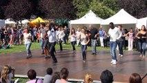 Forum 2015 - Démonstration de salsa