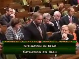 War in Iraq; Thomas Mulcair VS Marc Garneau and Chris Alexander