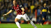 Relator de boca enojado por el gol de Matos de San Lorenzo sobre la Hora