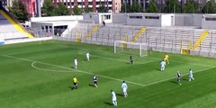 Defender Scores The Funniest Own Goal After Mix Up With Goalkeeper