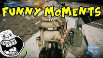 Battlefield 3 Funny Moments - Epic Troll fail , C4 Delivery , Epic Magnum Shot