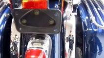 Bestem LGKA-NOMAD-SDL-R Black Regular Saddlebag Liners for Kawasaki Vulcan Nomad Pair