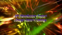 UV Disinfection -  Video Editing Services Vacaville and  Fairfield Ca.