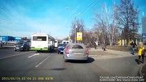 Road Crash Compilation # 501   April 2015