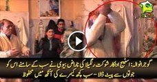Back Stage Fight! See what happened in Back of a Stage Darama