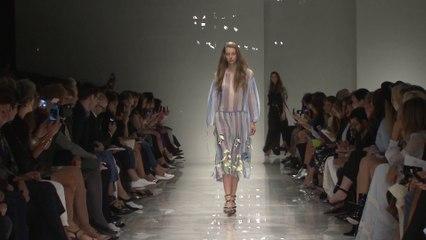 Blumarine Woman Fashion Show SS 2016