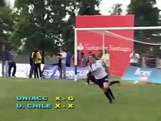 FINAL COPA UNIVERSIA DAMAS 2006: UNIACC CAMPEÓN.