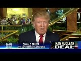 Donald Trump Reacts to President Obama's Iran Nuclear Deal 2015   Fox News Hannity