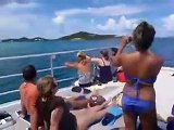 Adventurer Catamaran - US Virgin Islands- Catamaran Sailing and Snorkeling Tour