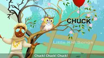 The Animal Sounds  Children Nursery Rhymes With Lyrics | Cartoon Rhymes For Babies