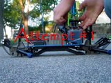 Trying to blow a traxxas 3.3 attempt #1