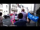 Interpellation arbitraire d'un père de famille - Manif pour Tous à Châteauroux