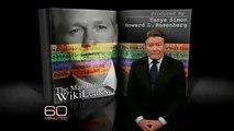 Wikileaks | 60 Minutos Julian Assange part 2/2 - Julian Assange 60 Minutes part 2/2