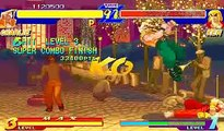 Charlie  -  Street Fighter Alpha: Warriors' Dreams