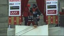 TTR Tricks - Mikkel Bang snowboarding tricks at BEO