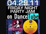 Rebekah Clark, April Sharkey, Lea Ivy Malig-on, & Marlin Hameeteman Host DanceTube (4/29/2011)
