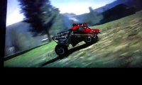 Burnout Paradise ps3 New Crash glitch
