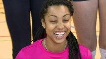 Volley-VBN : Rencontre avec Nia Grant