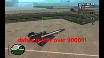 Grand Theft Auto San Andreas roof climbing packer