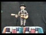 Paul McCartney sings Yesterday, Beatles marionette act
