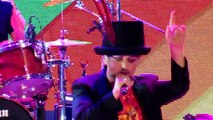 Culture Club Live 2015 Miss Me Blind/Do You Really Want To Hurt Me