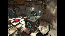 Portal 2 Oynanış 2 - Bi bitmedi şu testler!
