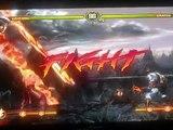 mortal kombat 9 headless kombat(kratos V.S. liu kang)