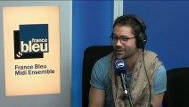 Emmanuel Moire est l'invité de Daniela Lumbroso - France Bleu Midi Ensemble