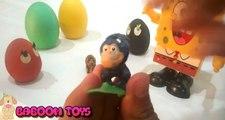 Kinder Surprise Eggs peppa pig spongebob surprise eggs