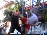 Tony Jaa Muay Thai Style Fight MUST SEE!