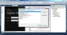 الدرس السابع :  User Experience Splash Screen