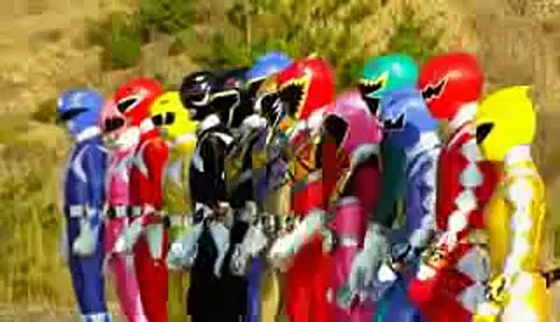 Zyuranger, Abaranger and Kyoryuger Henshin and Roll Call