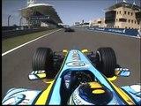 F1 2006 Bahrain onboard start